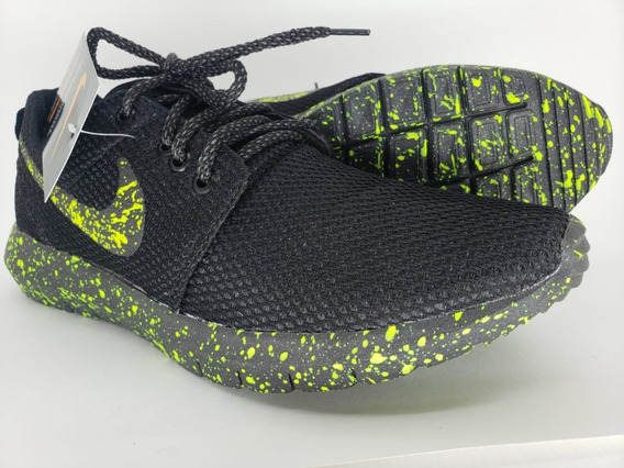 Tênis Nike Roshe One Promoção Par De Meias E Frete Grátis