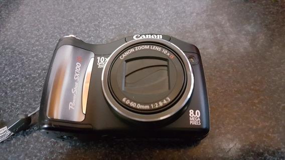 Camara Cannon Powershot Sx100 Is