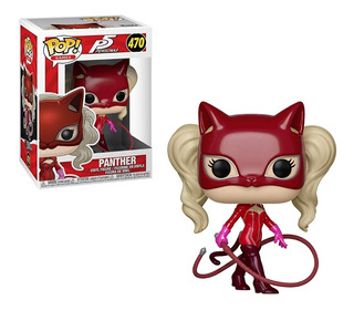 Funko Pop Persona 5 Panther