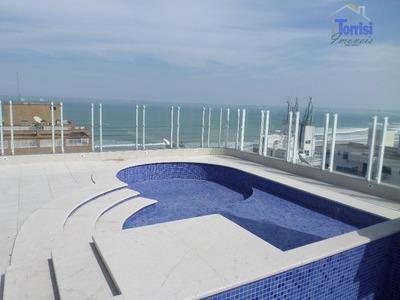 Apartamento Em Praia Grande, R$192.000,00 De Entrada, 02 Dormitórios Sendo 01 Suite, Lazer Completo No Forte Ap0950 - Ap0950