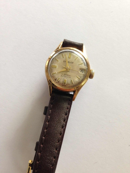 Reloj Steelco Automático Años 60