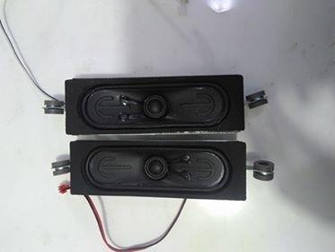 Alto Falante (par) Tv Semp Toshiba L32s4700s