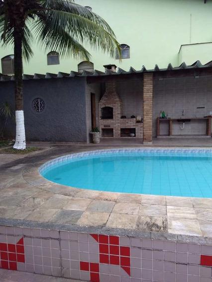 Casa Com 3 Dorms, Vila Ponte Nova, Cubatão - R$ 800 Mil, Cod: 1686 - V1686