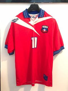 Camisa Seleção Chile 11 Salas - Rebook - Original