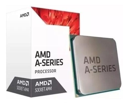 Amd A8 9600 R7 3.4ghz Box Bristol Ridge Am4 Quad-core 2mb