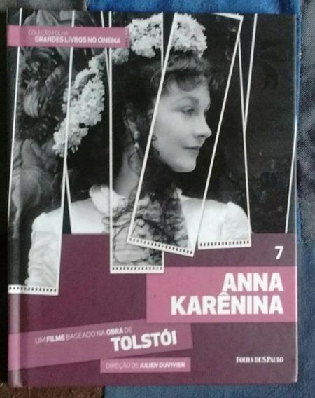 Dvd Anna Karênina Coleção Folha Grandes Livros No Cinema 7