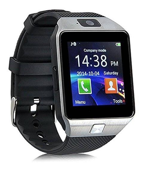 Relógio Masculino Digital Celular Smartwatch Bluetooth