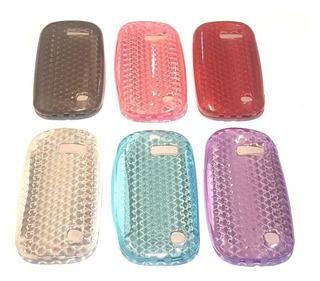 Capa Tpu Nokia N200, N201 Lote Com 6 Unidades