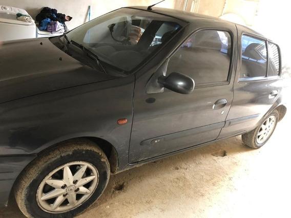 Clio Sedan 2001 1.6 16v Rt 4p