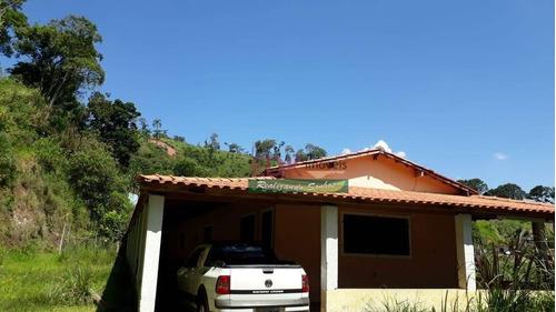 Imagem 1 de 21 de Chácara Com 3 Dormitórios À Venda, 6970 M² Por R$ 450.000 - Cachoeira - Santa Isabel/sp - Ch0790