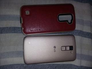 Celular LG K10 Com Tv
