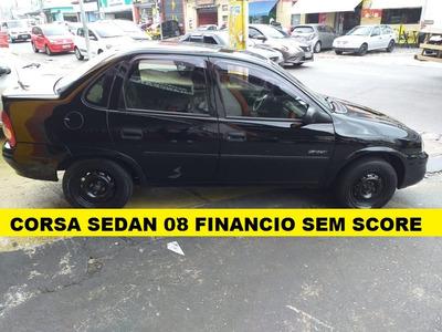 Gm Corsa Sedan 2007 Financiamento Sem Score