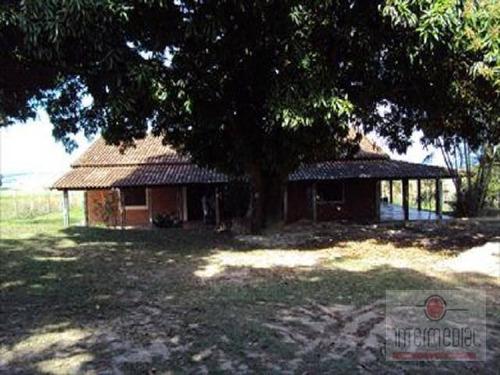 Sítio Rural À Venda, Anísio De Moares, Boituva. - Si0049