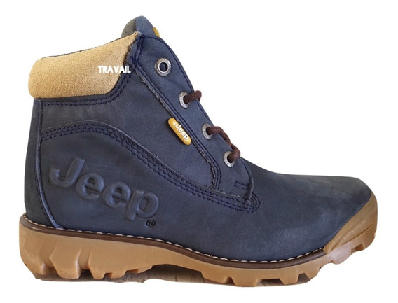 Bota Jeep Original Casual