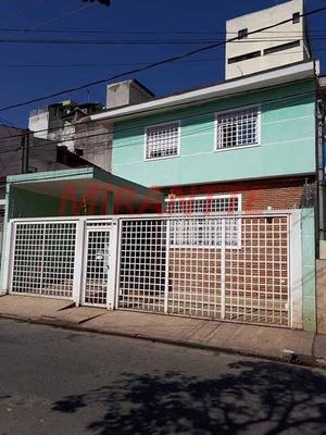 Sobrado Em Imirim - São Paulo, Sp - 321199