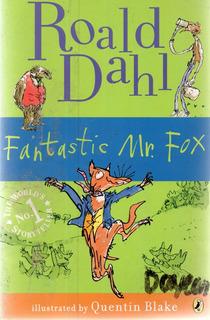 Bb5 Roald Dahl - The Fantastic Mr. Fox