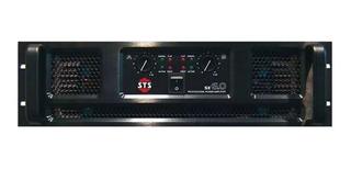 Amplificador De Potencia Sts Sx 6.0