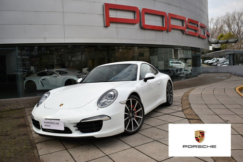 Imagen 1 de 15 de Porsche 911 3.8 S Carrera - Porsche Argentina
