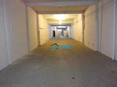 Galpão Para Alugar, 300 M² Por R$ 8.000/mês - Mooca - São Paulo/sp - Ga0223