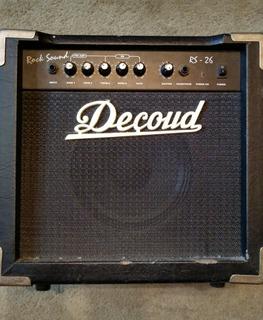 Amplificador Decoud
