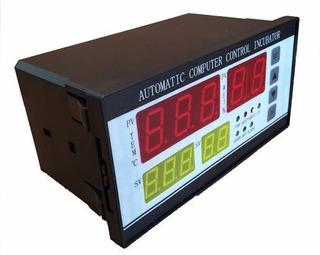 Control Temperatura Humedad Incubadora Termostato Higrostato