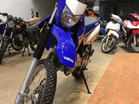 Yamaha Xtz 250 - Azul!