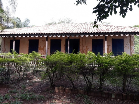 Fazenda 3 Quartos Limeira - Sp - Centro - V3988