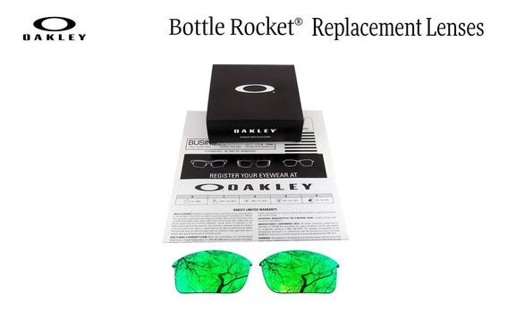 Micas De Reemplazo Para Oakley Catalyst Color Jade