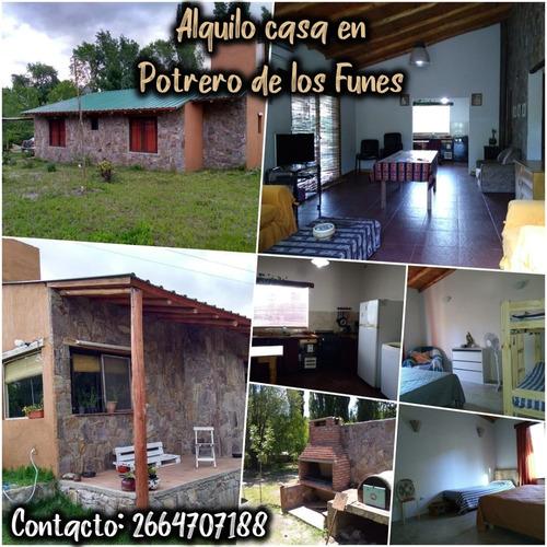 Imagen 1 de 6 de Casa En Potrero De Los Funes