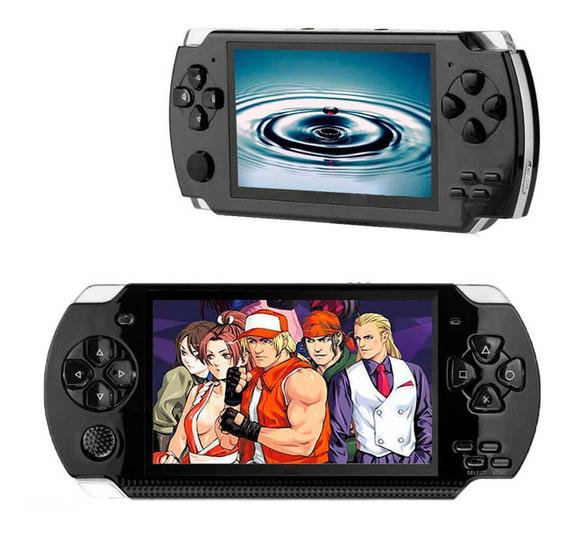 Video Game Portátil 10mil Jogos Player Mp3 Mp4 Mp5 Pmp