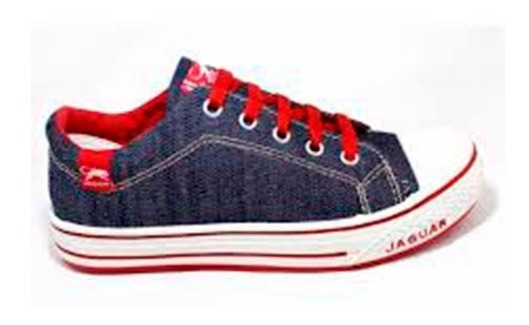 Zapatilla Jaguar Kids 128 Jean T 19 20 21 22 23 24 25 26