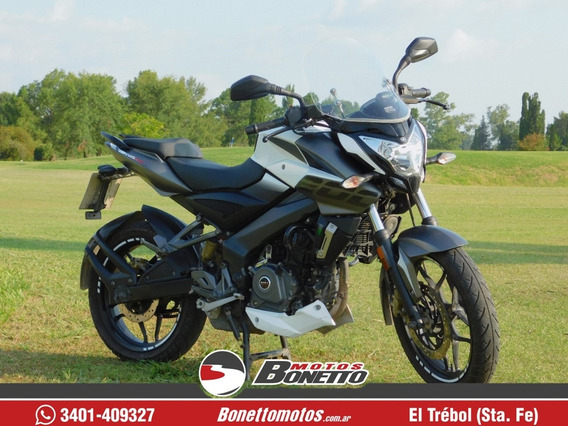 Bajaj Rouser 200 Ns - 2017 - 11000 Km - Bonetto Motos