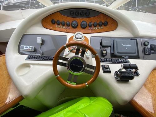 Lancha Intermarine 680 Full Ñ Ferretti Azimut Princess