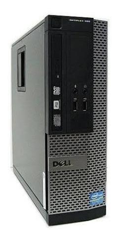 Cpu Dell Optiplex 390 Core I3 2120 3.10ghz 4gb Hd 250gb