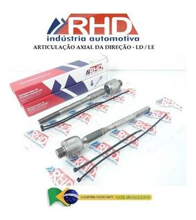 Par Barra Axial Direção Toyota Prado 02/09 4x4 4runner 02/09