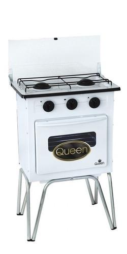 Cocina A Gas Queen 2 Hornallas