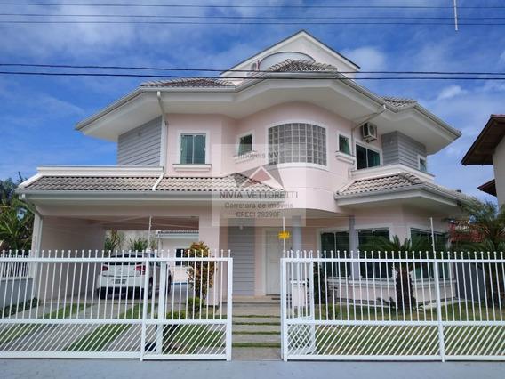 Casa A Venda No Bairro Ingleses Do Rio Vermelho Em - 2077-1