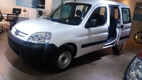 Peugeot Partner Confort 1.6 5 Asientos Nafta