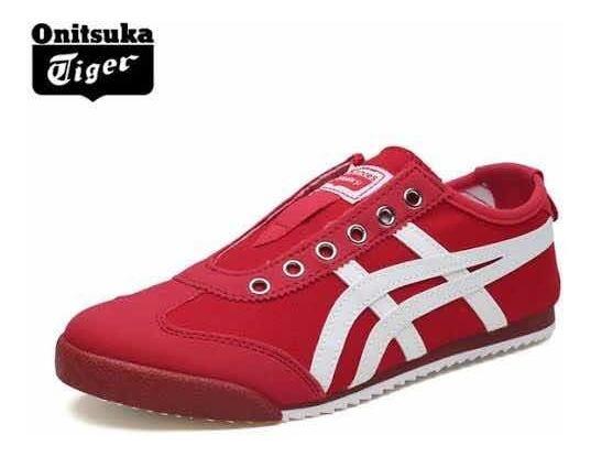 Tenis Onitsuka Tiger Rojos