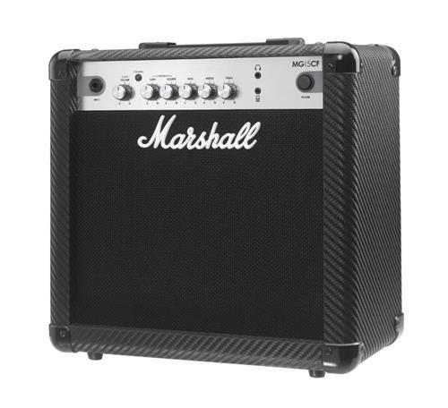 Marshall Mg15cf Combo Transistor 15w 1x8 Oferta Housemusic