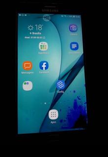 Samsung A 9 Com Graves