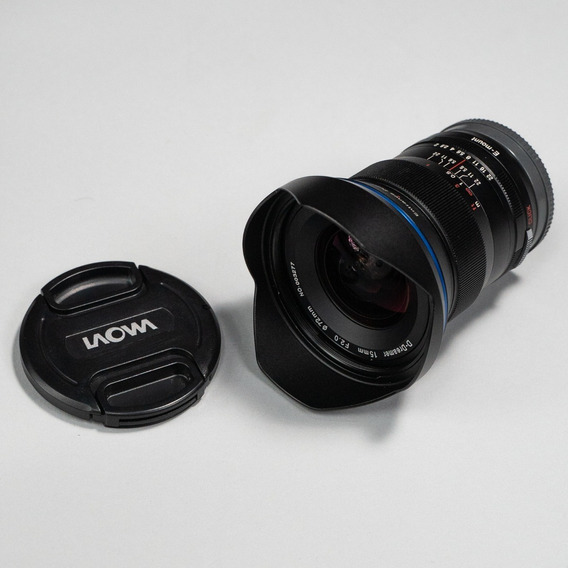 Venus Optics Laowa 15mm F/2 Fe Zero-d Lens For Sony E