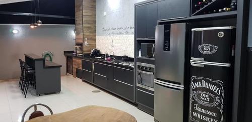 Casa Em Vargeão, Jaguariúna/sp De 131m² 3 Quartos À Venda Por R$ 575.000,00 - Ca881486