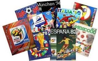 Coleccion Albumes Copa Mundial De La Fifa - 11 Revistas