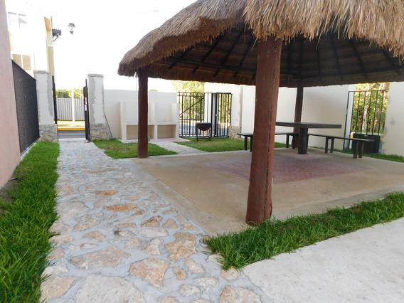 Departamento En Venta Playa Del Carmen - Ideal P/inversión