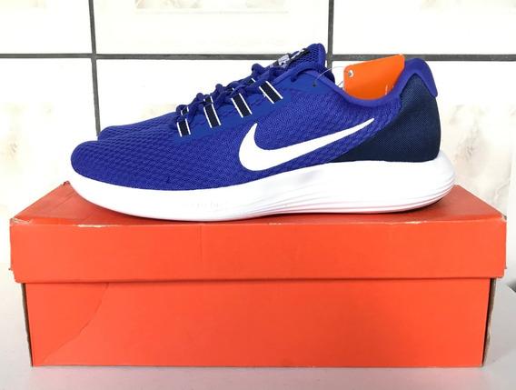 Tênis Nike Lunarconverge Masculino Azul Original