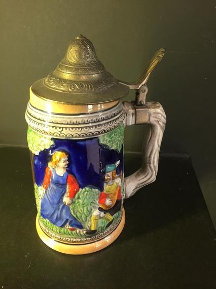 Chopera Vaso Con Tapa