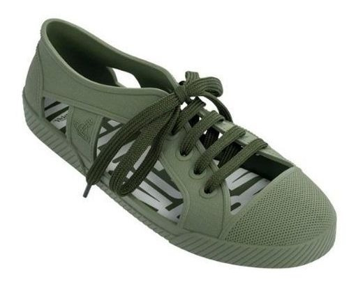 Tênis Melissa Brighton Sneaker Vivienne W Anglomania 32354*