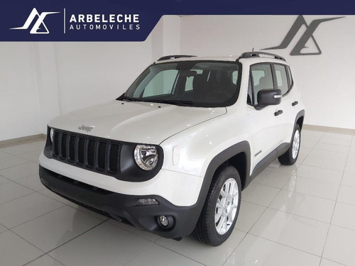 Jeep Renegade Mt 1.8 2021 0km - Arbeleche