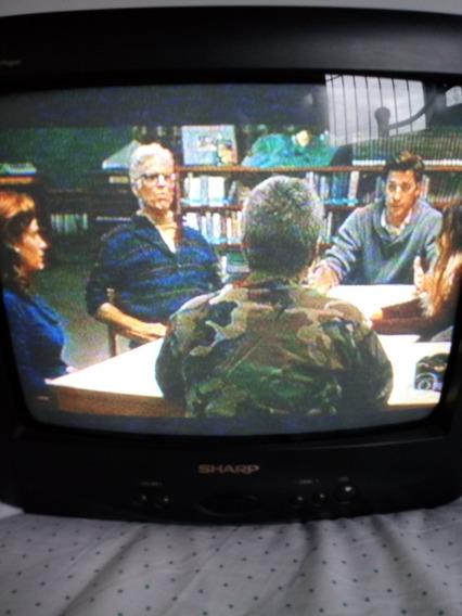 Tv Sharp 14 Polegadas